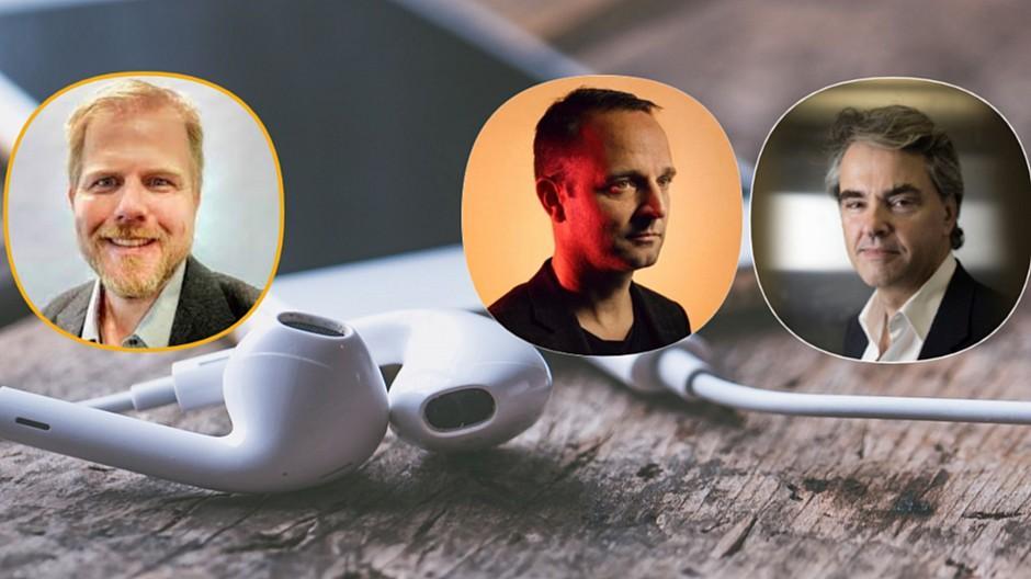 Social-Audio: Clubhouse-Hype flaut zwischenzeitlich ab