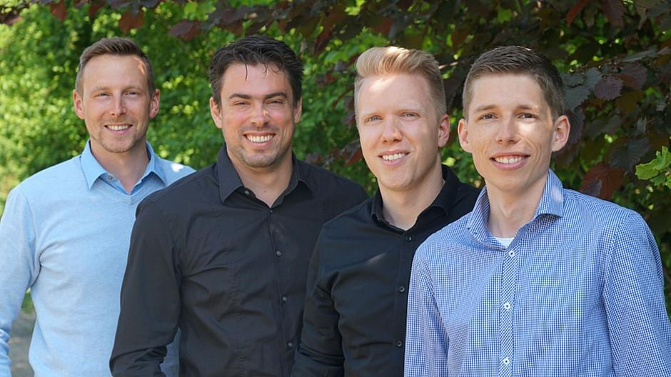 Comvation: Co-Geschäftsführer Janik Tschanz ist nun CEO