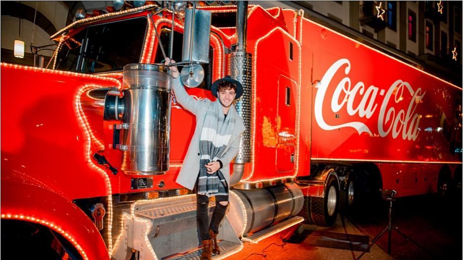 Weihnachtswerbung: Coca-Cola schickt den Truck wieder los