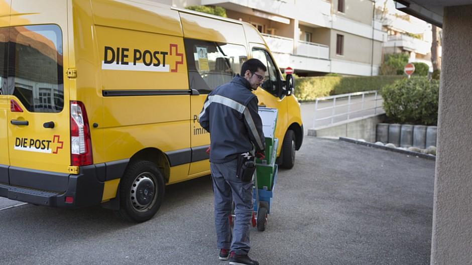 Lieferdienste: Coop, Migros, Post & Co spannen zusammen