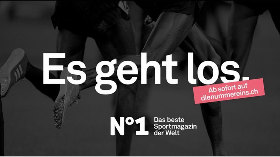No. 1: Crowdfunding für das «beste Sportmagazin» gestartet