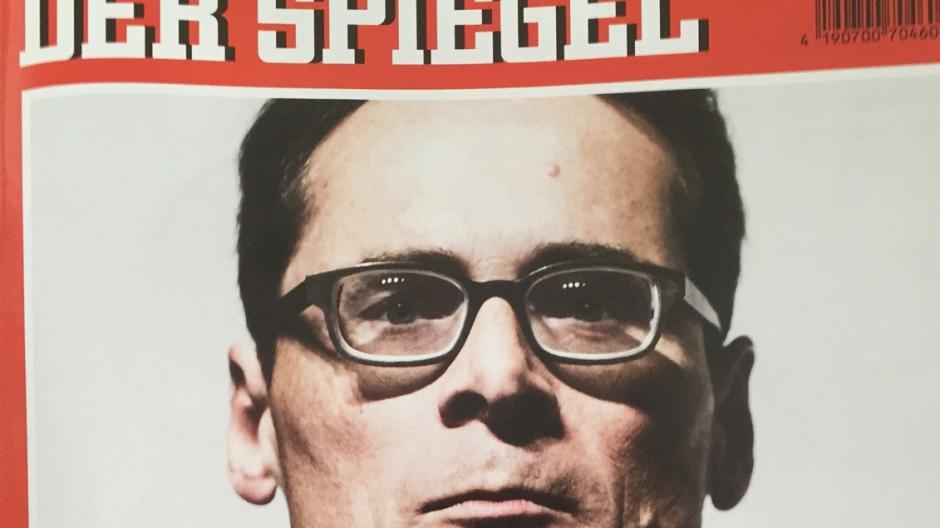 Der spiegel das deutsche nachrichtenmagazin portraitiert for Spiegel nachrichtenmagazin