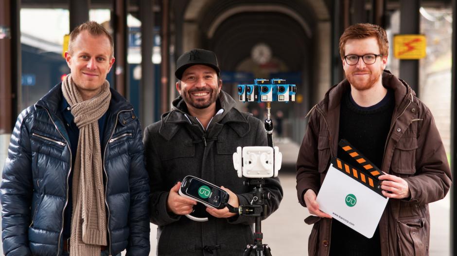 Bandara: «Ein Produzent von Virtual-Reality-Inhalten ist ein Weltenbauer»