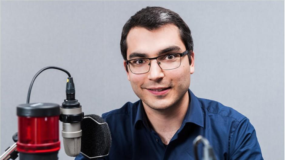 SRF: Damian Rast wird neuer «Info 3»-Moderator