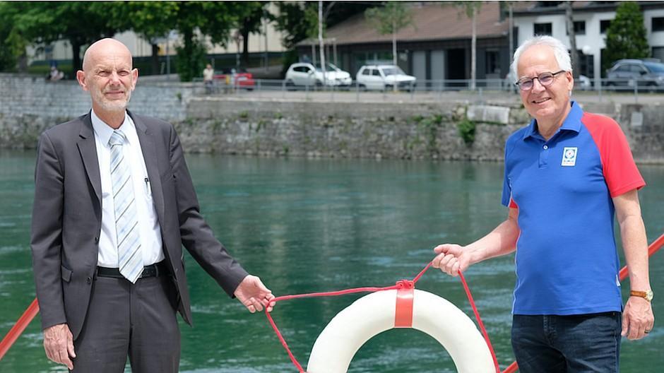 Mr. Corona wird Botschafter: Daniel Koch kämpft gegen Unfälle im Wasser