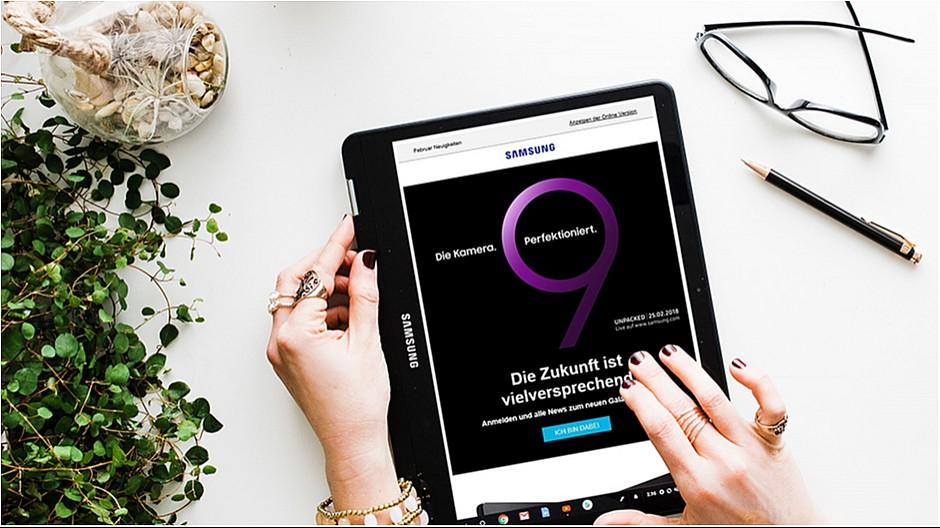 Y&R Wunderman: Dank Zusammenarbeit Samsung im Pitch gewonnen