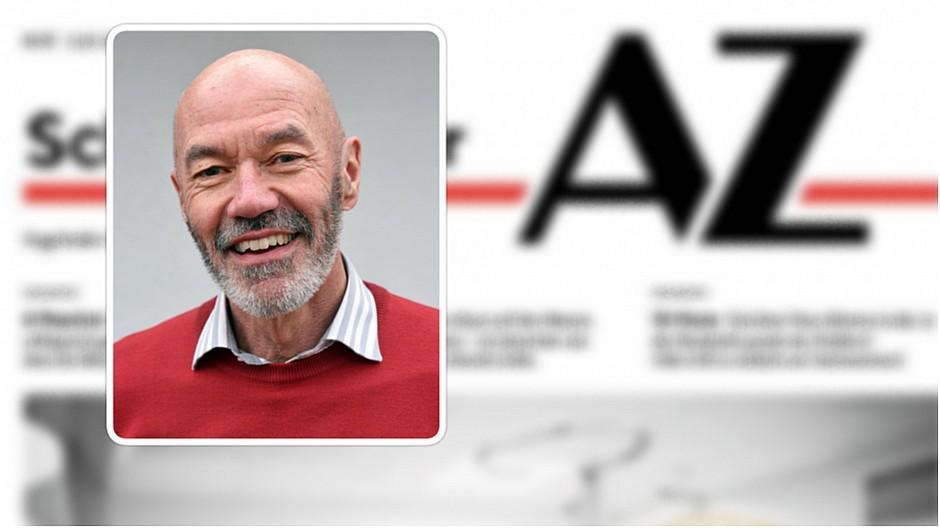 Schaffhauser AZ: «Darüber könnte ich ein ganzes Buch schreiben»