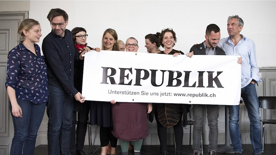 Project R: Das digitale Magazin heisst «Republik»