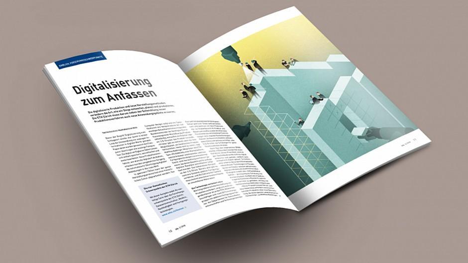 Gestalten: Das ETH-Magazin «Life» ist neu im Portfolio