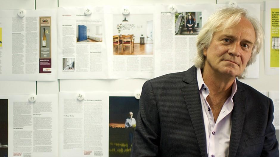 NZZ Folio: «Wir wollen mehr Leute am Kiosk ansprechen»