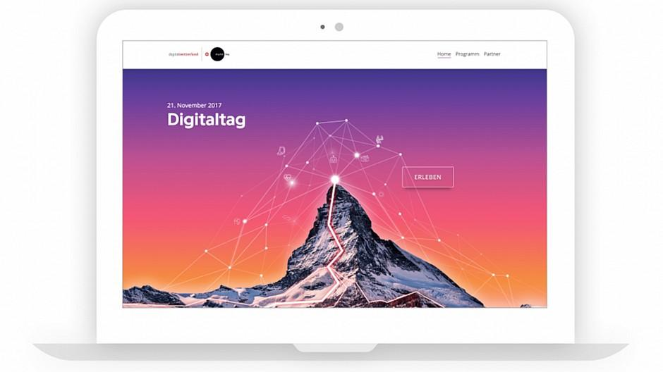 Station: Das ist der Gipfel der digitalen Zukunft