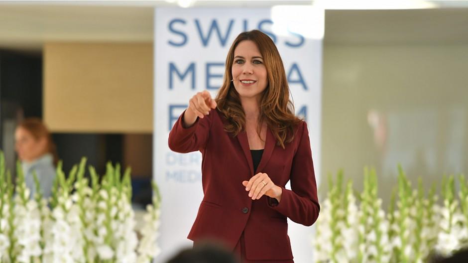 Swiss Media Forum 2018: Das ist der Medienkongress in Bildern