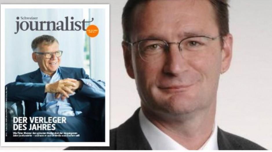 Chefwechsel beim Schweizer Journalist: «Das ist schon fast ein logischer Schritt»
