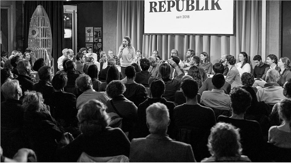 Republik: Das Magazin geht am 15. Januar online