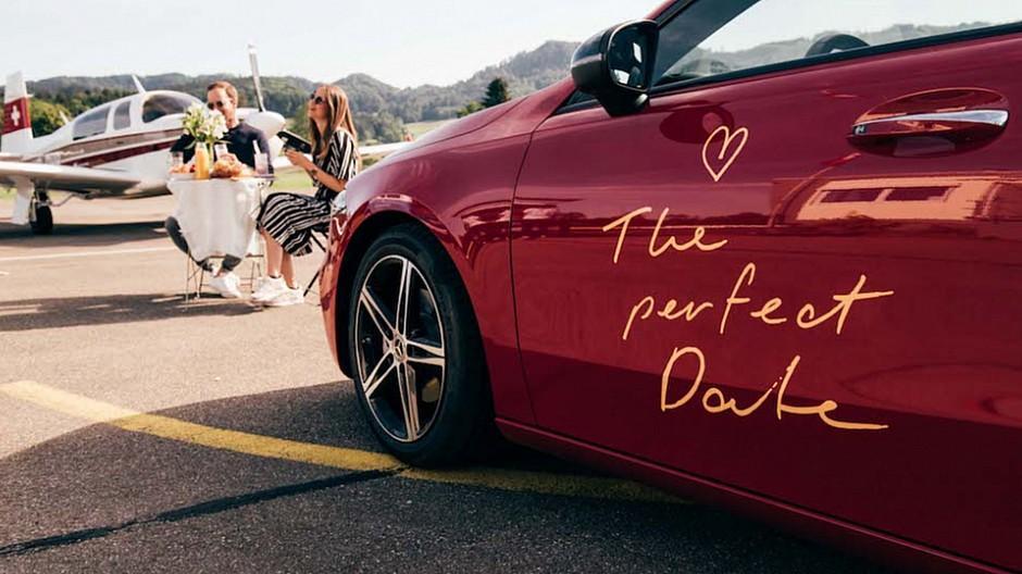Jeff: Das perfekte Date mit Mercedes-Benz