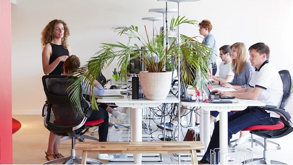 Webrepublic: Das sind die neuen Büros in Zürich-Enge