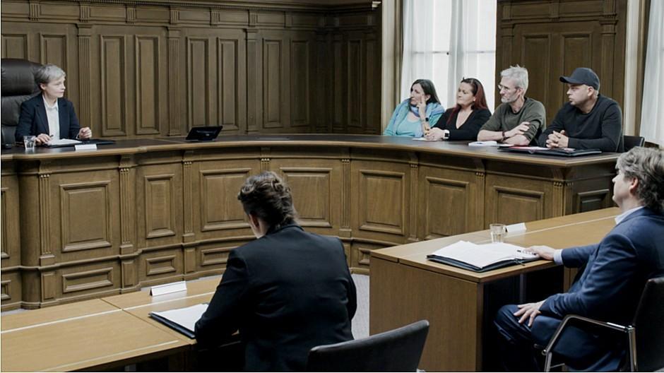 SRF: «Das Tribunal» beleuchtet strittige Gerichtsfälle
