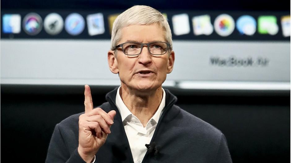 Apple-Chef: Datenhunger könnte Meinungsfreiheit bedrohen