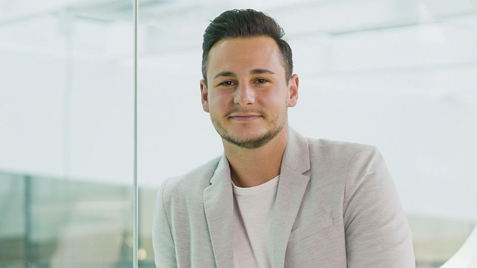 Digital go: David Müller-Omachlik wird Partner