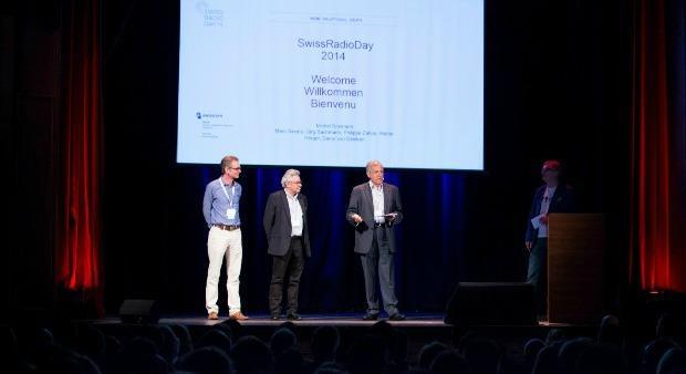 SwissRadioDay: Branche diskutiert über die Zukunft des Radios