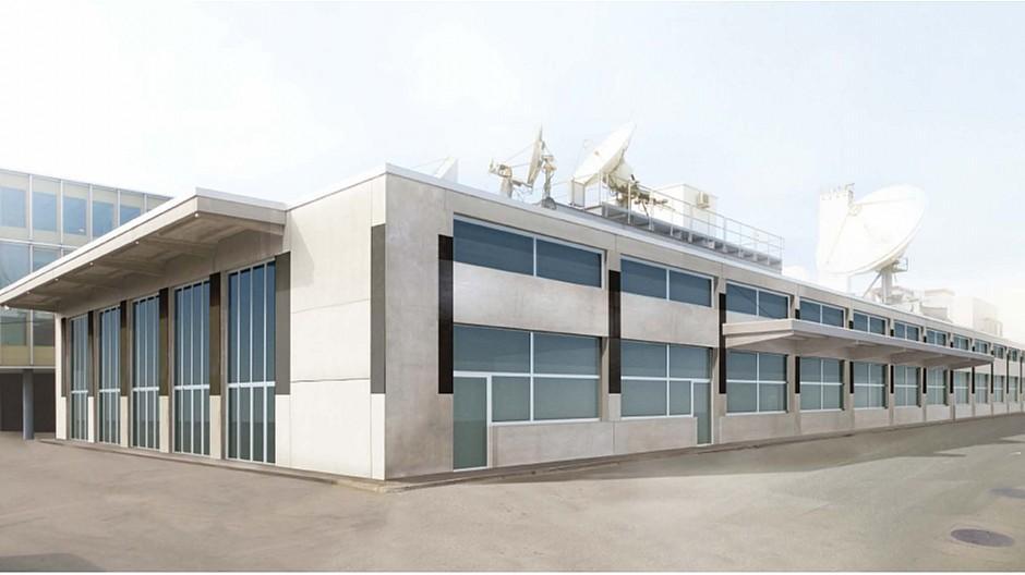 SRF: Der Baustart zur «Radio Hall» ist erfolgt