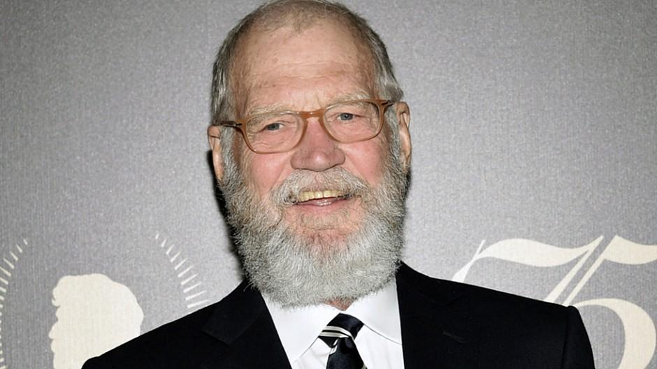 Netflix holt Talk-Legende David Letterman aus der Rente