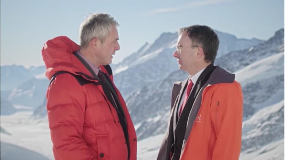 Jung von Matt/brand identity: CEO und VR-Präsident diskutieren über 2016