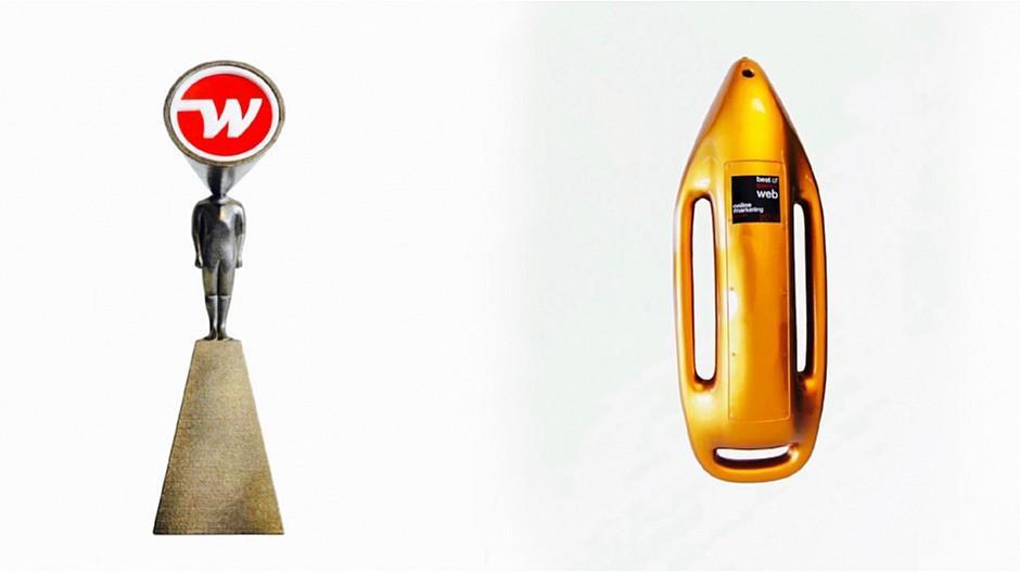 Werber des Jahres: Der «Egon» dockt bei den Bojen an