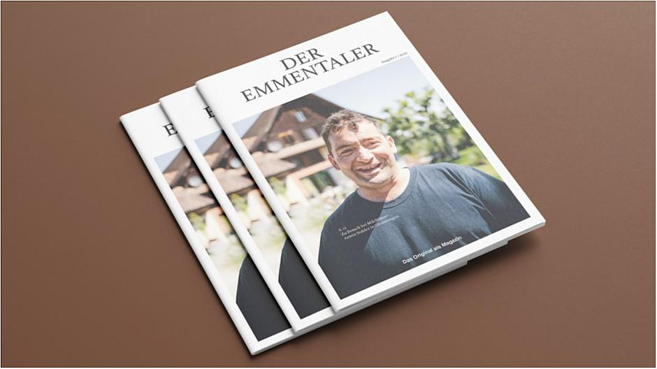 Zimmermann Communications: Der Emmentaler als Magazin