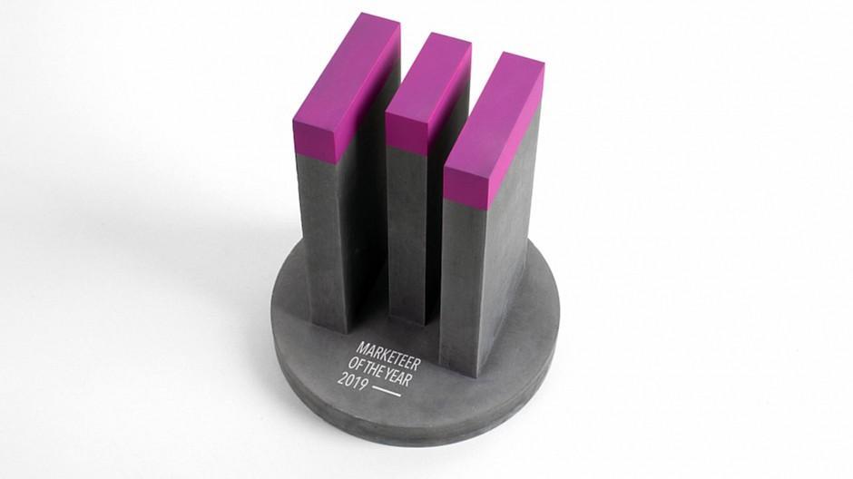 Marketeer of the Year Award: Der Preis wird 2019 zum zweiten Mal verliehen