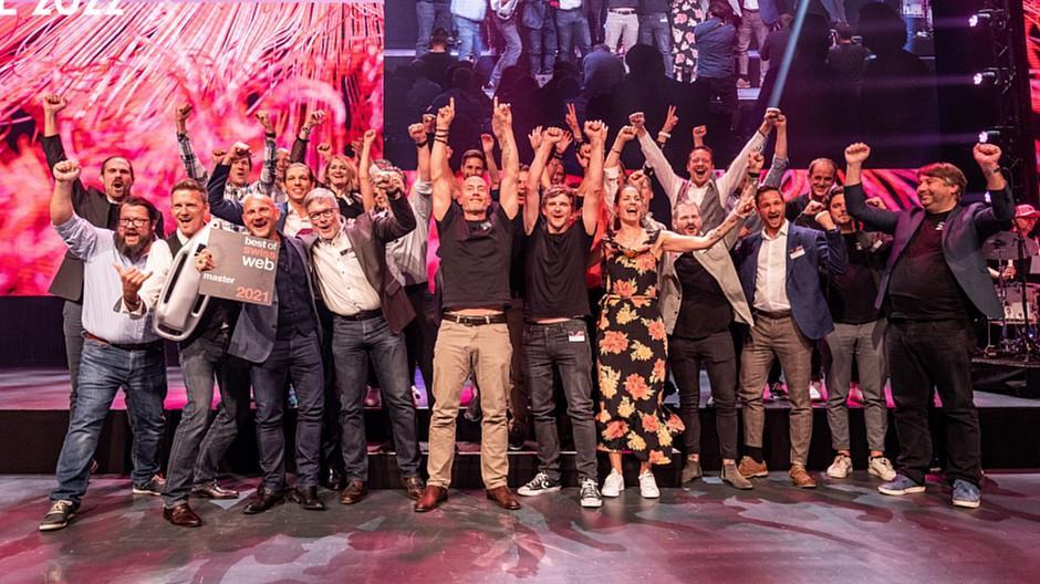 Best of Swiss Web: Der Relaunch von css.ch holt den Master