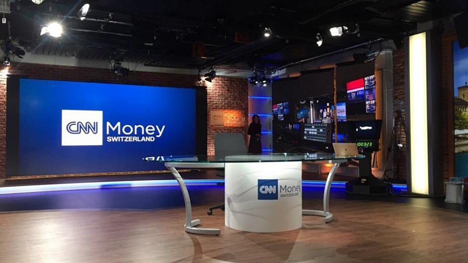 CNN Money Switzerland: Der Sender startet am 24. Januar 2018