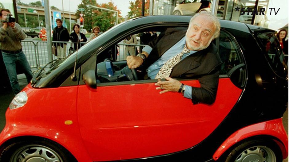 Nicolas Hayek: Der Traum von einer Autostadt Biel