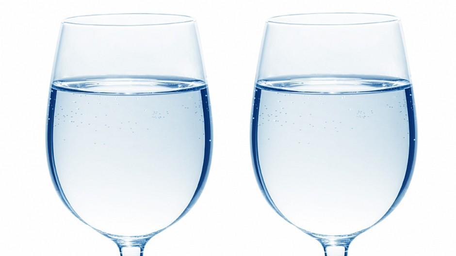 James Communication: Der Unterschied von Wasser und Wasser