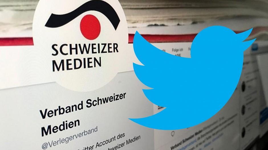 Verband Schweizer Medien: Der Verlegerverband hat jetzt einen Vogel