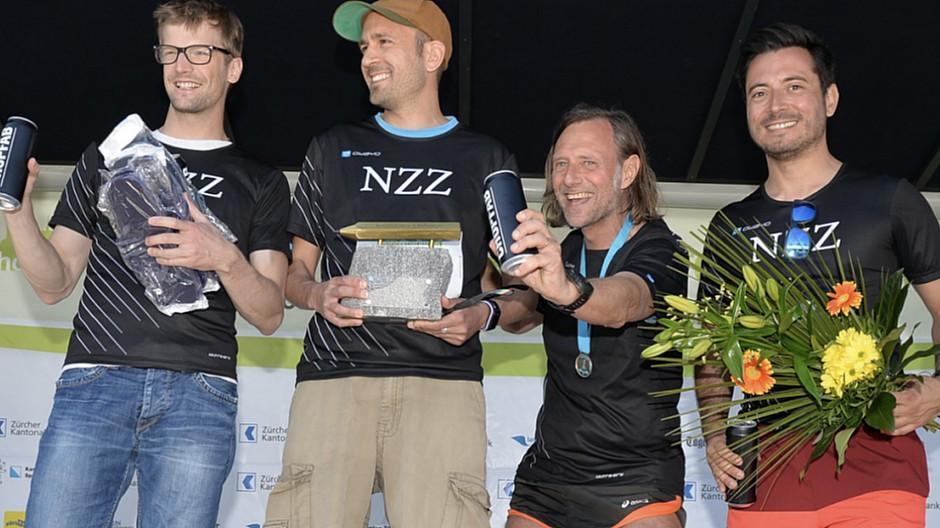 Zürich Marathon: Sportjournalisten holen «Goldenen Bleistift»