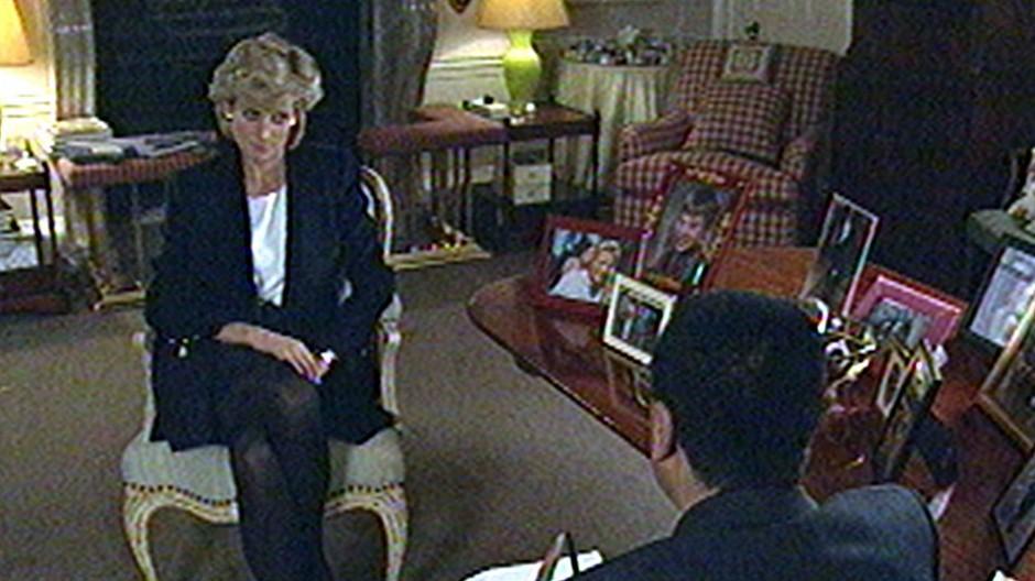 Kritik an BBC: Dianas Tod holt die Royals ein