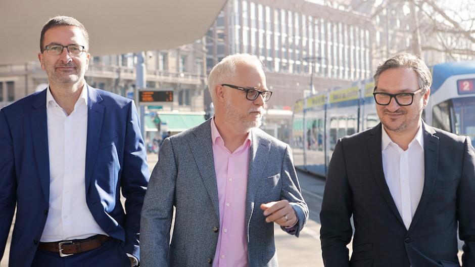 Neupositionierung: Die Agentur Garbini,Biedermann verschwindet