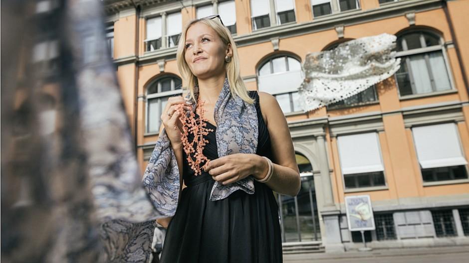 Textilland Ostschweiz: Die App als persönliche Stadtführerin