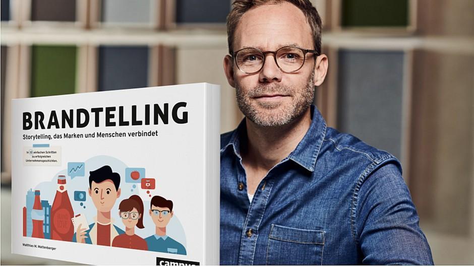 Storytelling im Branding: «Die Arbeit beginnt immer bei der Markengeschichte»