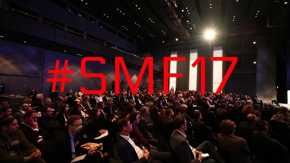 Swiss Media Forum 2017: Wie über den Medienkongress getwittert wurde