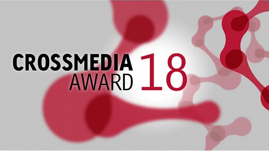 Crossmedia Award 2018: Die Ausschreibung ist ab sofort eröffnet