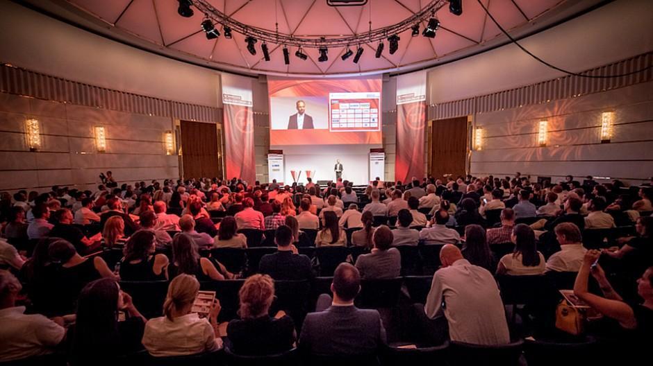 Schweizer Markenkongress: Die Bilder vom Branchenanlass in Zürich
