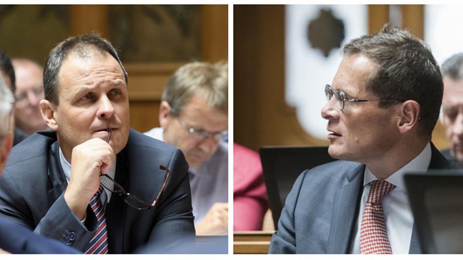 Parlamentarier-Rating: «Die Blender» Zanetti und Köppel
