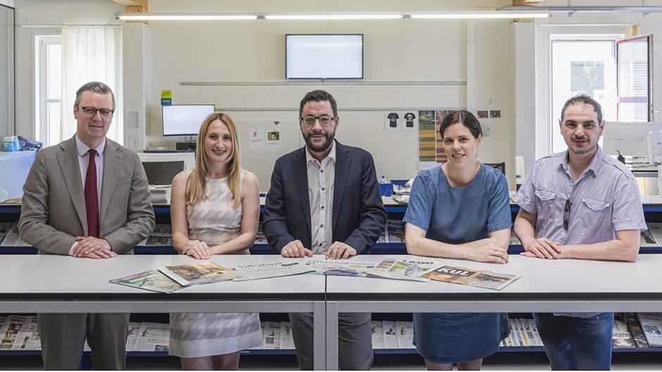 Vaduzer Medienhaus: Die Chefredaktion wird ausgebaut