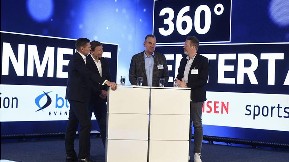 360° Entertainment: Die Entertainment-Branche rückt zusammen
