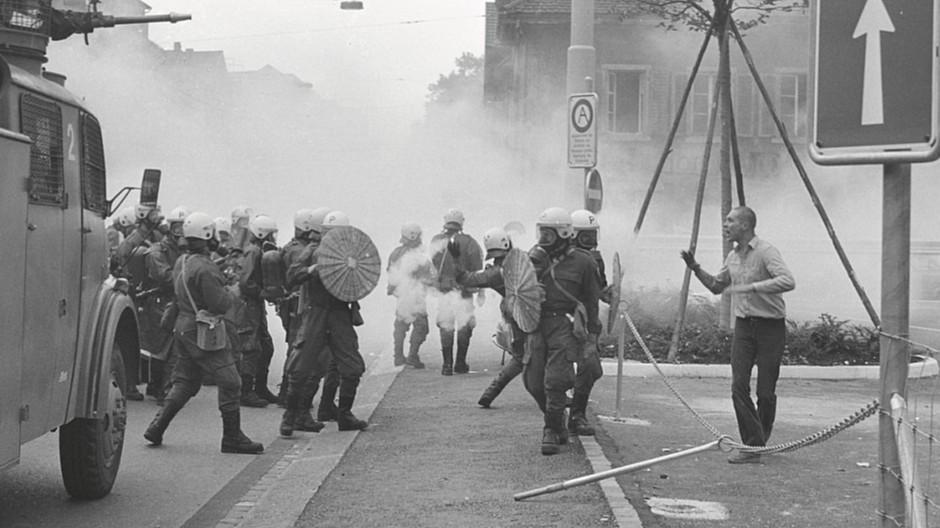 Zürcher Unruhen: «Die Erinnerungen kitten heute noch zusammen»