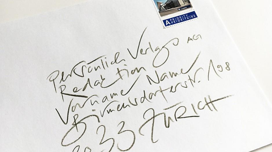 Handschrift-Atelier: Die Handschrift ohne Roboterhilfe