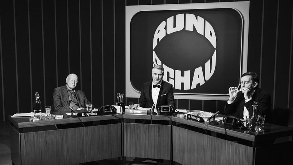 SRF: Die Jubiläums-«Rundschau» in Schwarz-Weiss