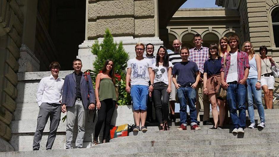 Tink.ch: Die Jugendsession in Bern geht live